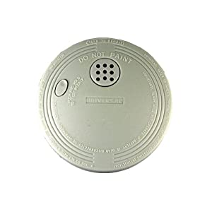 Universal Security Instruments SS-770 Battery-Operated Ionization Smoke and Fire Alarm
