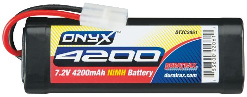Duratrax NiMH Onyx 7.2V 4200mAh Stick Standard Plug