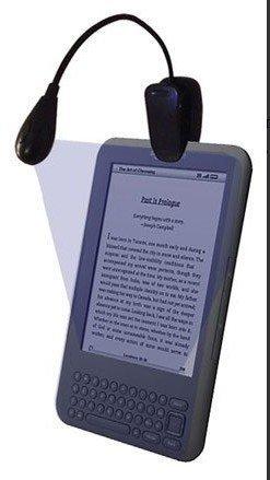 iGadget® Negro flexible LED, luz para Amazon Kindle 3, Amazon ...