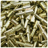 (WIDGETCO 3mm Brass Shelf Pins )