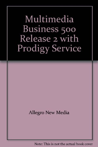 Multimedia Business 500 Release 2 with Prodigy Service