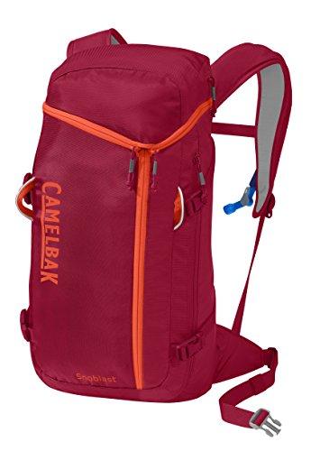 CamelBak Snoblast Ski Hydration Pack, Chili Pepper, 2 L/70 (Hydration Pack Chili Pepper)