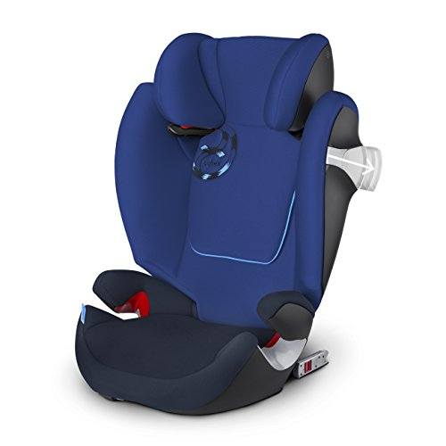 cybex solution m fix booster car seat black beauty buy. Black Bedroom Furniture Sets. Home Design Ideas