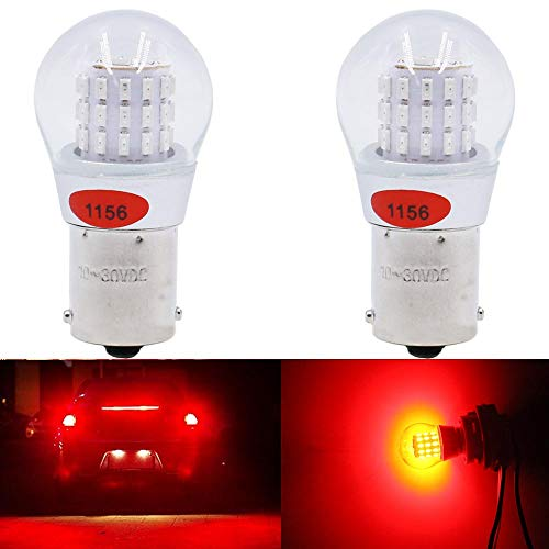 red 1156 bulb - 1