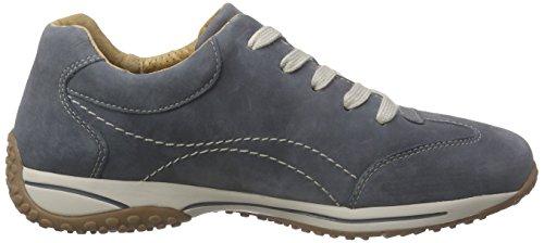 Gabor Damen Comfortabele Sportschoenen Blau (36 Rivier)
