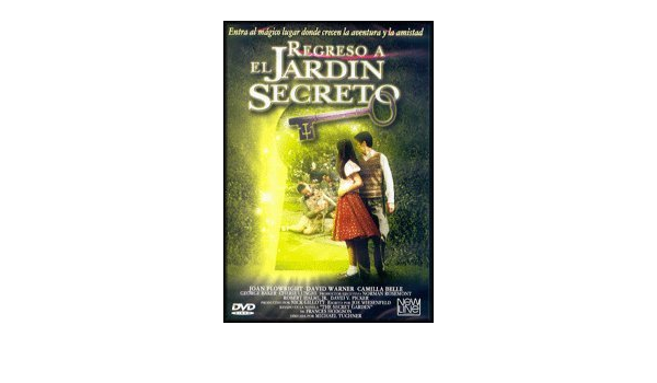 Regreso A El Jardin Secreto Amazon Es Joan Plowright David Warner Camilla Belle George Baker Cherie Lunghi Leigh Lawson Michael Tuchner Cine Y Series Tv