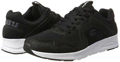 Negro Nbk Low Zapatillas Cut Champion De Running Shoe Archer Hombre YI5wx