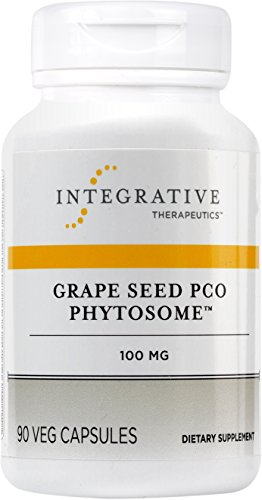 Integrative Therapeutics - Grape Seed PCO Phytosome 100 mg - Healthy Aging Support Formula - 90 Capsules by Integrative Therapeutics