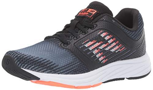 New Balance Women's 480v6 Running Shoe, Black/Magnet/Dragonfly, 10.5 D US