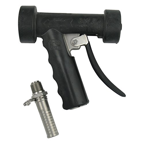 Dixon Sanitary 300SSSG Spray Nozzle - Stainless Steel (Industrial Grade)