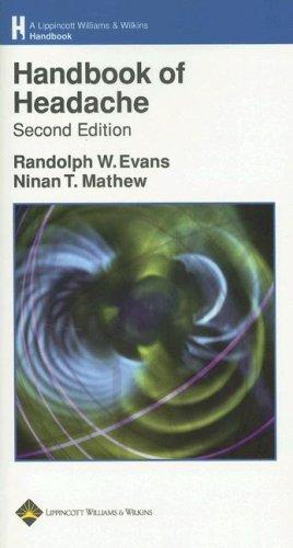 Handbook of Headache (Lippincott Williams & Wilkins Handbook Series)