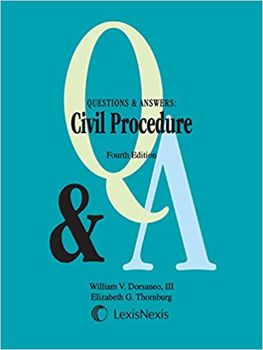 Questions answers civil procedure 2015 kindle edition by questions answers civil procedure 2015 4th edition kindle edition fandeluxe Choice Image