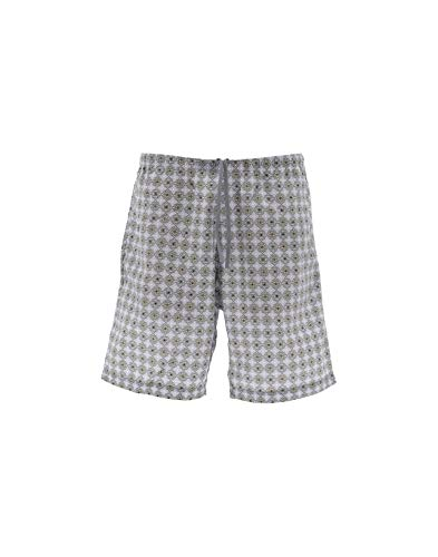 NEEDLES Men's Ej059bltgry Grey Nylon Trunks by NEEDLES (Image #4)