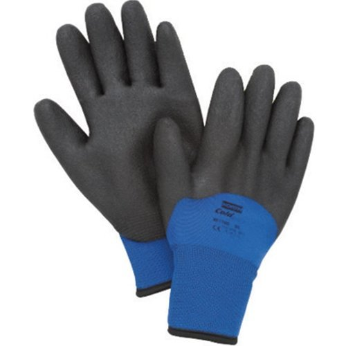 North Safety NorthFlex Cold Grip TM Coated Nylon Work Gloves - 2X-Large (North Safety Grip)