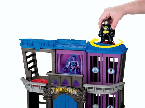 Fisher-Price Imaginext DC Super Friends Gotham City Jail