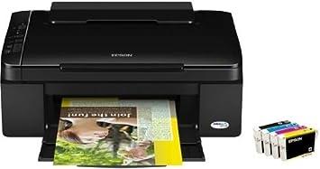 Epson Stylus SX115 - Impresora multifunción (Inyección de ...