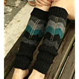 D&D National wind socks shoes for fall/winter leg warmers , 6