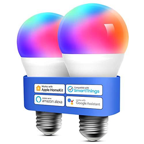 Smart Light Bulb, meross Smart WiFi LED Bulbs