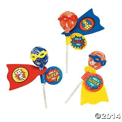 Super Sucker Craft Party Activity