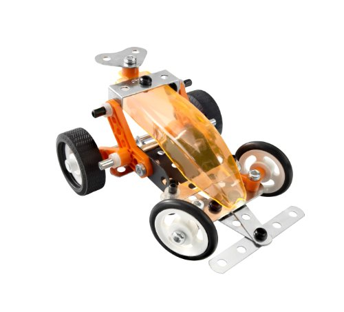 Buggy Model 2 Set Erector - Erector 2 Model Buggy Construction Set