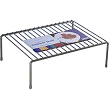 Organized Living Medium Cabinet Shelf, Nickel