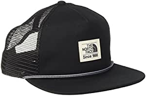 The North Face Muddier Trucker Gorra, Hombre, Negro, Talla única