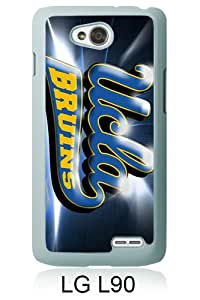 Newest LG L90 Case ,UCLA BRUINS 2 White LG L90 Screen Phone Case Popular Fashion And Durable Designed