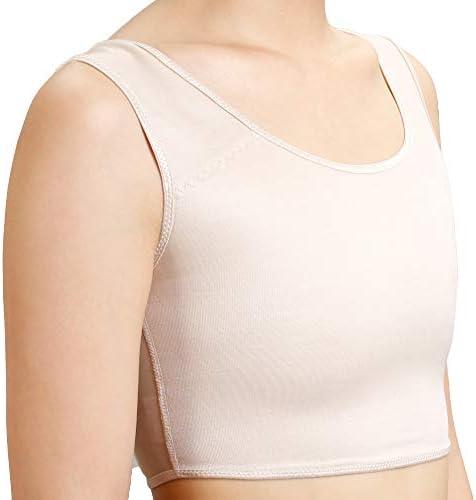 男性キャラもこれ一枚でOK 着るだけで胸が平らにBフラットインナー(胸つぶし) XLサイズ