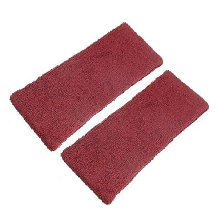 eDealMax Tela de toalla al aire Libre Correr elástico Banda de sudor diadema Banda Para el