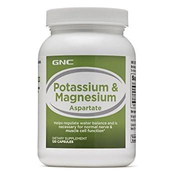 GNC Potassium Magnesium Aspertate