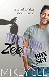 That's What Zee Said : The Complete Collection