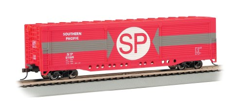 Bachmann Industries HO Scale Evans All-Door Box Car - Southern Pacific #51188 (Door Ho Scale)