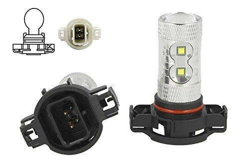 Lampe LED PSX24 W 2504 PG20/7 50 W 12 V 24 V antibué e CARALL