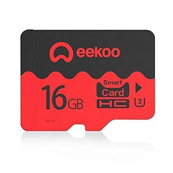Garmol Tarjeta de Memoria U3 TF (Micro SD) de 16 GB ...