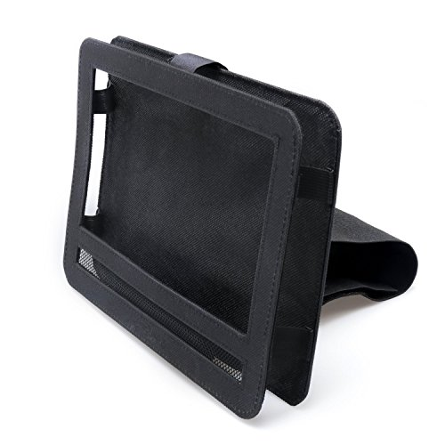 RUISIKIOU Universal Car Headrest Mount Holder, New Updated Version In-Car DVD Player Holder Headrest Mount Holder Case Rubber Paste Style, Fits All Cars Vehicles for DVD Player Devices (9-9.5 Inch) by RUISIKIOU (Image #6)