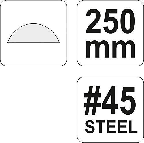 la forma di media canna /Raspa di legno Yato yt-6220/