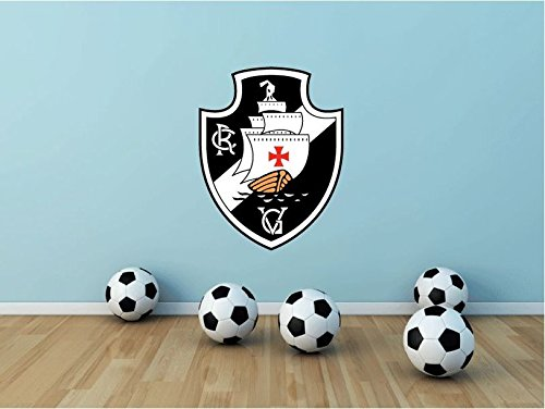 fan products of Vasco da Gama FC Brazil Soccer Football Sport Art Wall Decor Sticker 25