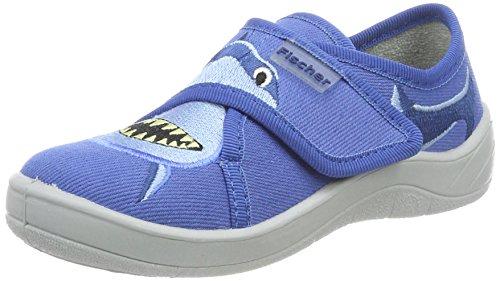 Fischer Tim, Zapatillas de estar Por Casa Para Niños Azul (Hellblau)