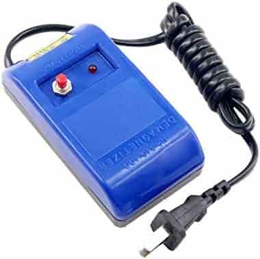 Watch Demagnetizer, Watch Repair Screwdriver Tweezers, Mechanical/Quartz Watch Electrical Demagnetise Demagnetizer Tools,Perfect Gift for Men XCQ01