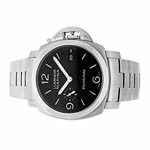 Panerai Luminor automatic-self-wind mens Watch PAM00328 (Certified Pre-owned)