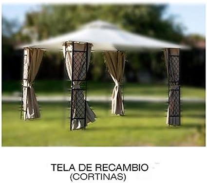 Papillon 8043623 Tela Recambio Cortinas De Pergola Sagres: Amazon.es: Jardín