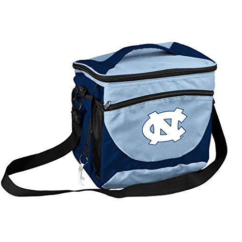 - NCAA North Carolina Tar Heels 24-Can Cooler with Bottle Opener and Front Dry Storage Pocket