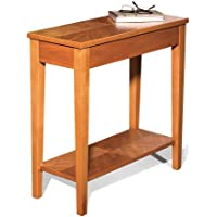 Levenger No-Room-for-a-Table Table - Natural Cherry
