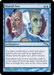 Shared Fate (Magic the Gathering : Mirrodin #49 Rare)