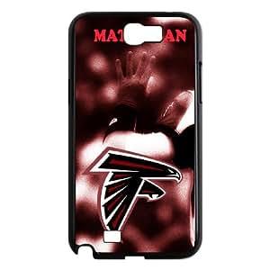 Atlanta Falcons Samsung Galaxy N2 7100 Cell Phone Case Black DIY gift zhm004_8669445