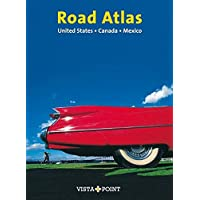 Road Atlas & Routenplaner: United States · Canada · Mexico (Atlanten)