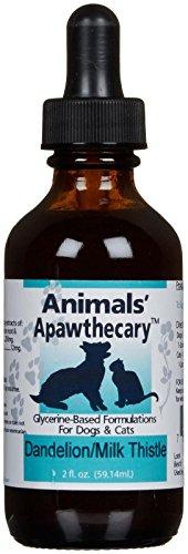 "Animal Essentials Liver Defense Dandelion/Milk Thistle 2 fl. oz"" (Packaging May Vary)"