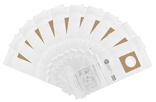 Hoover CU2 Commercial Upright Paper Bags 10 PK : ()