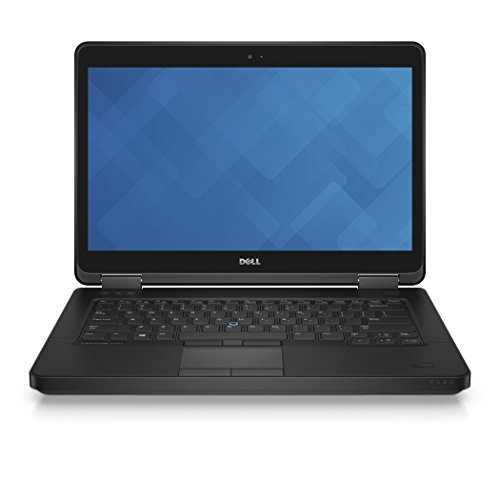 Dell Latitude E5440 14'' Business Laptop Computer, Intel Dual-Core I5-4300U 1.9GHz, 8GB RAM, 500GB HDD, WiFi 802.11ac, HDMI, Windows 10 Professional (Certified Refurbished) by Dell