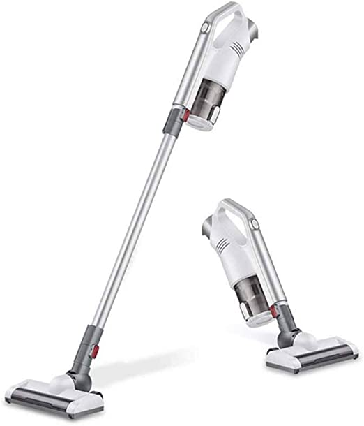 Suitable for Home Filter Upright Conversion Handheld VAC Cordless Vacuum Cleaner with Multiple Accessories Powerful Suction 2 and 1 Bagless Vacuum Cleaner